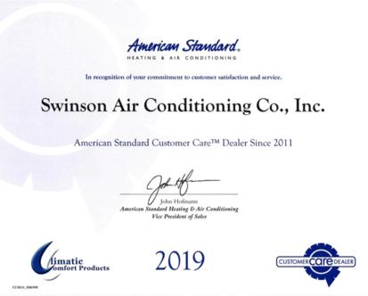 2019 certificate